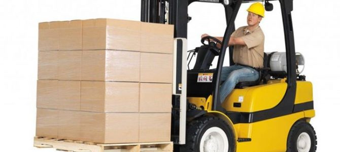 Pelatihan & Sertifikasi Operator Forklift