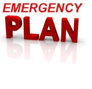 emergency response plan and procedure